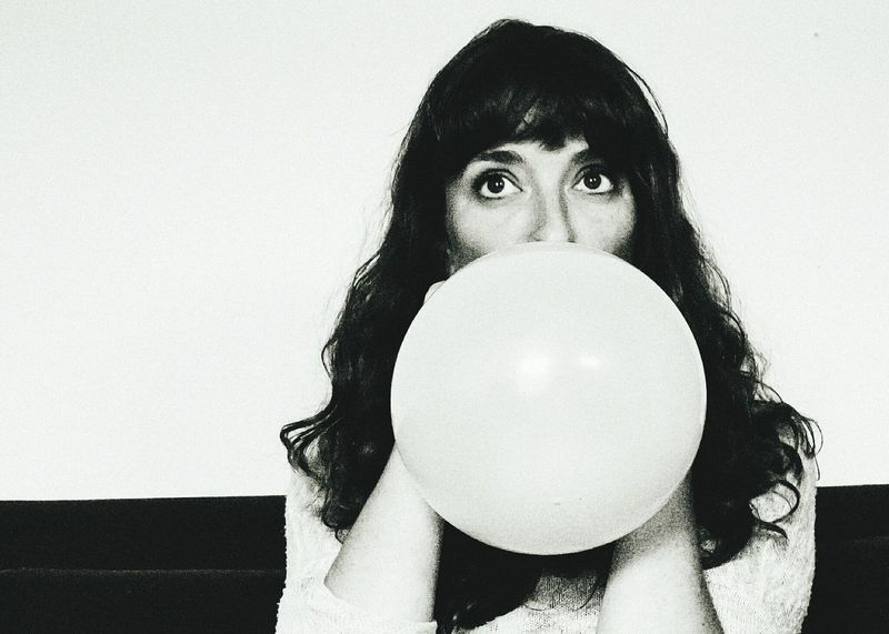 Check This Out Enjoying Life Lauraloophotography Natural Light Black And White Balloon Fun Showcase July