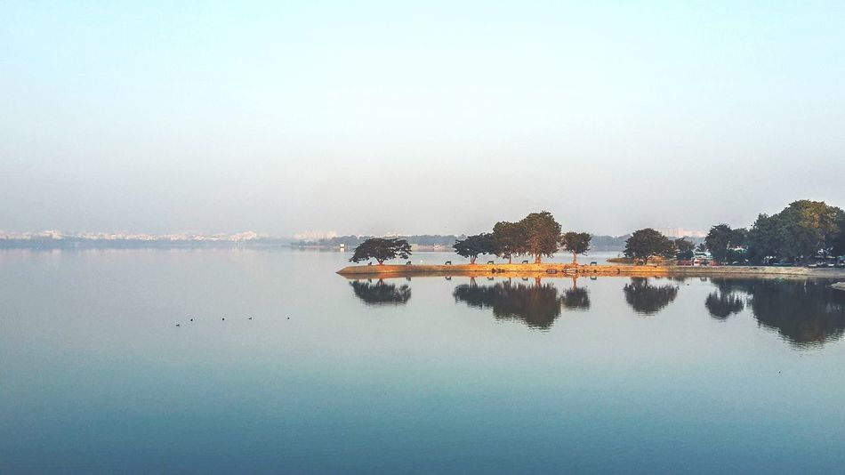 From My Doorstep Peace And Quiet Lake View First Eyeem Photo Trees Reflection Water Reflections Blue Lake Lakeshore