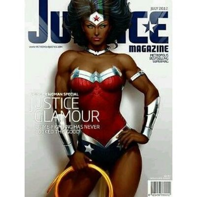 Wonderwoman Dccomics Justiceleague MulherMaravilha blackisbeautiful