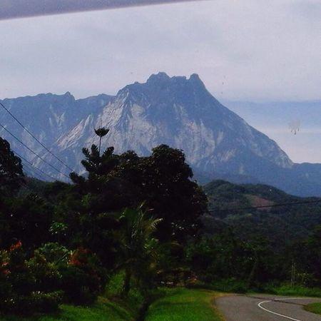 Mount Kinabalu at Sabah,Malaysia Mountain Kinabalu Malaysia Beauty In Nature Physical Geography Tourism