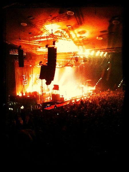 Essen Konzert Beatsteaks Live Music
