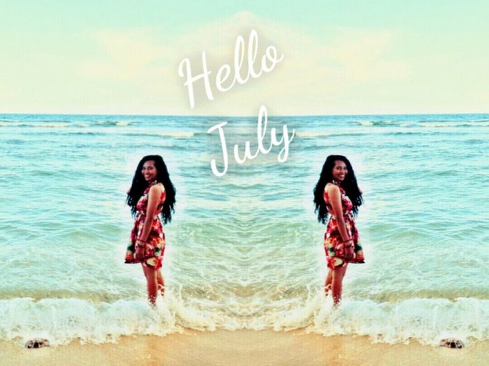 Hellojuly Hello World Byejune Pleasebenice Welcomemymonth Relaxing Enjoying Life Hanging Out Hi