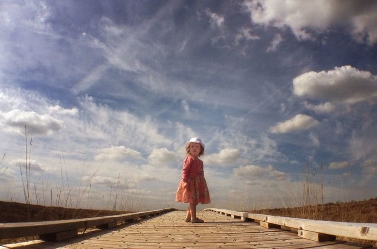 Up On The Boardwalk IPSMinimalism Cloud Spring NEM Submissions