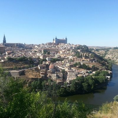 Panoramic view of Toledo PepeVaAToledo 75Diasfelices
