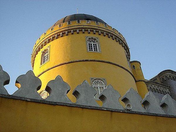 Sintra Sintrasecrets Palacio Da Pena - Sintra Sintraportugal Sintracastle Sintra Palace Park Viladesintra Sintrapalace Coulorpalace Colorpalace