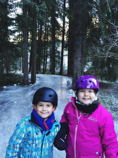 Skateline Child Winter