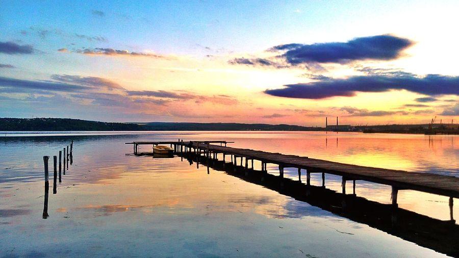 First Eyeem Photo Natural Light Ivelin Zhelyazkov Light Landscape_photography Landscape Sunset Sun