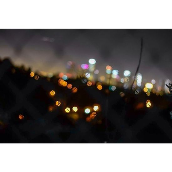 Cause my dad told me to take a photo here 👽🔫 Losangeles Bokeh Bokehlicious Weownthenight_la Weshootla