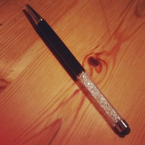Ich will auch so einen Stift...! Willmusshaben Stift Glitzer