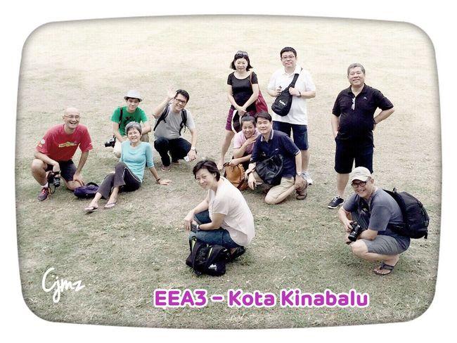The Dream Team [EEA3 - Kota Kinabalu] Hello World EEA3 - Kota Kinabalu