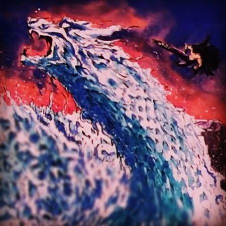RŌZAN SHO RYU HA!!! \m/ SaintSeiya Instagram Popularpage ShoutOut Instacool Saint Saintseiya Iphonography Seiya Instamood Shiryu Ig Rōzan Igers Zodiac IPhone IGDaily Colors Cascade Dragon Instaaaaah Epic Instagramhub Power Webstagram Manga Instadaily Anime Instagrammers Iphonesia Instahub