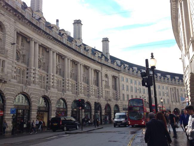 Architecture Building Exterior Built Structure City London Outdoors Regentstreet Sky Street Travel Destinations