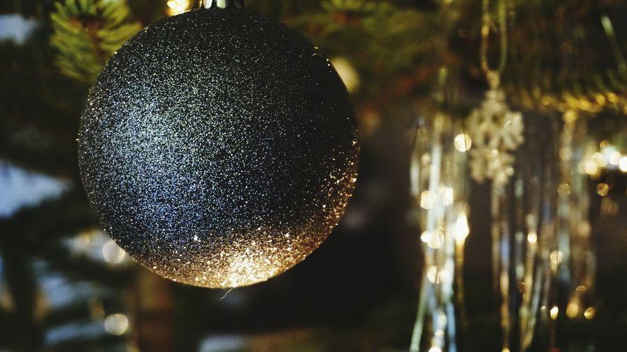 Die Vorfreude steigt!Weihnachten Frohe Weihnachten Christmas Tree Bling Bling Christmas Lights