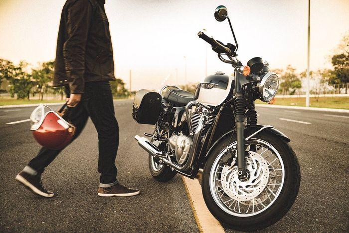 Triumph Motorcycle Classic Vintage Bikes
