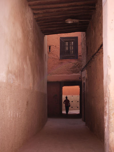 Marrakesh's red