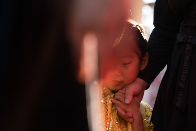 Picture taken in public Balboa Park in San Diego California of little Chinese American girl at Chinese New Year festival Chinese Food Diversity Immigration New Year Chinese American Chinese Culture Chinese New Year 2017 Diverse Gilr And Boy Girl Immigration Reform Lirttle