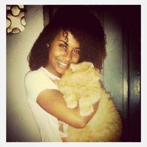 Twocatsartifacts My Garfield Cat Look