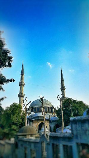 Istanbul - Bosphorus Historical Building Old Buildings Eyeemphotography Hello World Mosque Mosque Turkey
