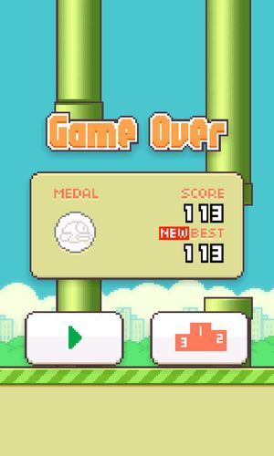 Flappy Bird Taking Photos Mobile Game Check This Out