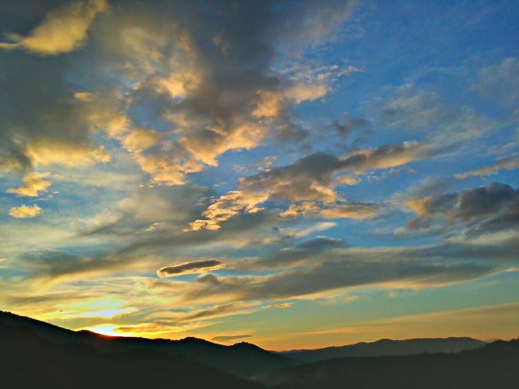 Nature Sky Landscape Catalunya Clouds And Sky Forest Paisaje Maresme Nature_collection