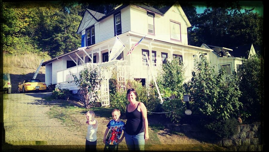 the Goonies house. I Love Oregon. From The Movies Mybubby