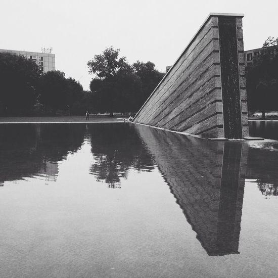 EyeEm Best Shots - Black + White Belong Anywhere Reflection Melancholic Landscapes Geometric Shapes