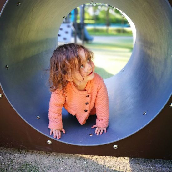 Childhood Child Playground Fun Playing Lifestyles Happiness One Person Children Only Babygirl Odette