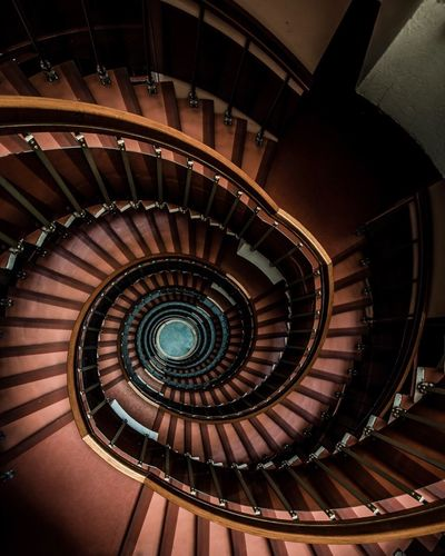 Double Stairs EyeEm Best Shots The Week on EyeEm EyeEm Gallery EyeEm Selects Eye4photography  EyeEmBestPics Spiral Steps And Staircases Railing Built Structure Architecture Spiral Staircase Staircase