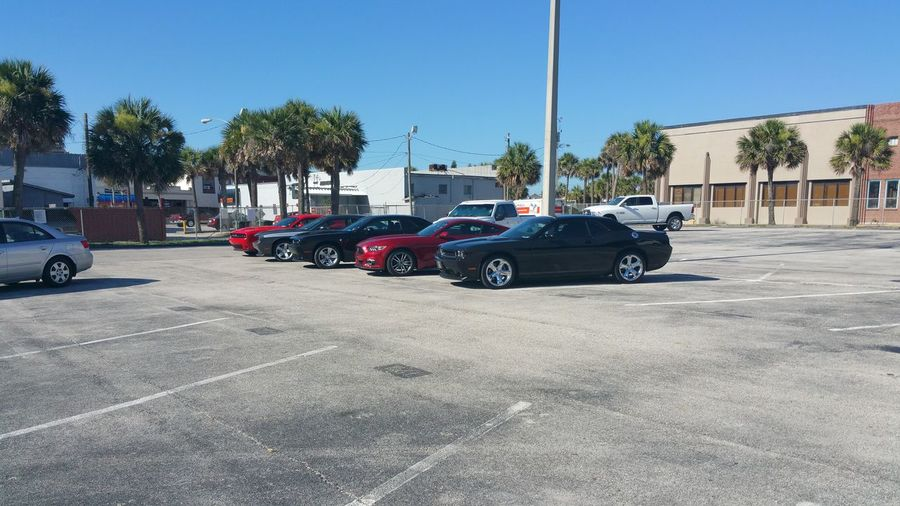 Daytona Challenger
