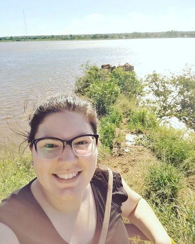Portrait Looking At Camera Smiling Asunción Paraguay Asunción River Río Paraguay
