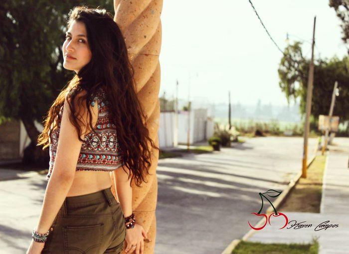Modelo: Karla Arteaga Estadodemexico Fotografia EyeEm Natural