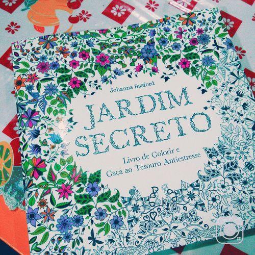 Secret Garden Pintando E Amando Curitiba, Brazil