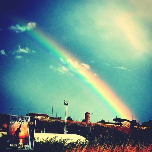 Raimbow Overtherainbow Afterstorm  Peace ✌