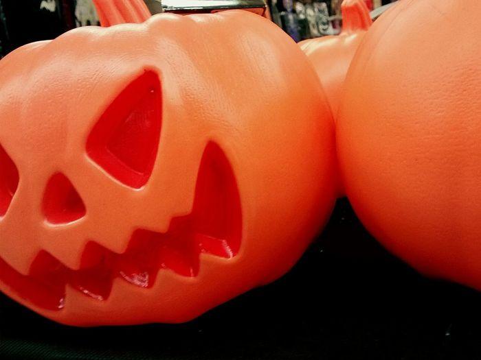 Halloween is coming... Halloween Halloween Pumpkins At The Supermarket Contrast Orange