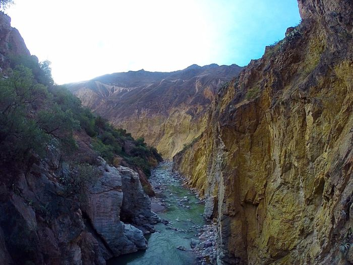 Colca Canyon Travelling Traveling Exploring