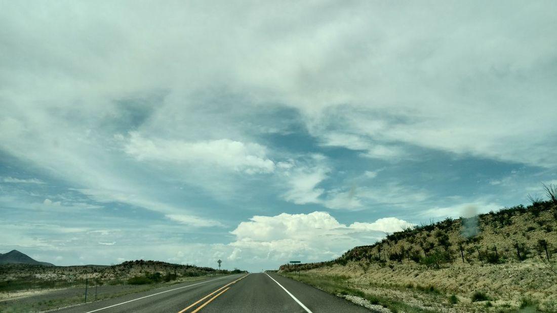 Feel The Journey Gatheringstorm Westtexas BigBendtrip Clouds Texas Landscape Feelthejourney