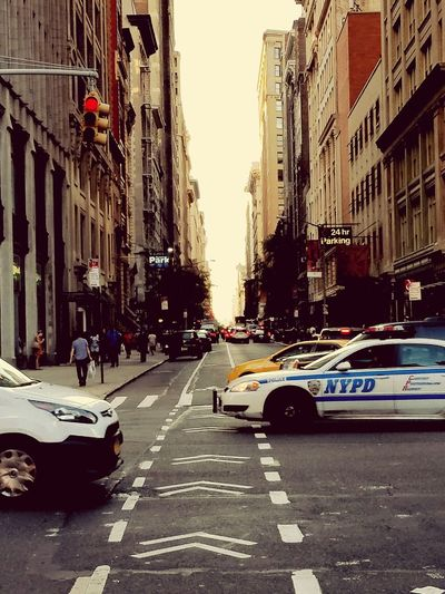 The Battle Of Cities New York City New York New York ❤ Downtown NYC Street Nyc Transit NYC Photography Police Nyc Police