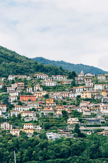 Architecture Beautiful City Cityscape Community Como Como Lake Europe Hill Holiday Italy Lake Lake Como Mountain Range Mountians No People Photographer Photography Town TOWNSCAPE Travel Travelling View