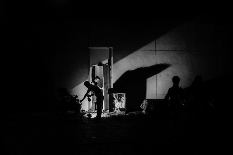 Mandaluyong City, PH | Shadows Silhouette Everybodystreet The Human Condition Street Photography EyeEmBestPics Eyeem Philippines EyeEm Best Shots Eye4photography  Shadows & Lights Week On Eyeem Showcase April Cities At Night