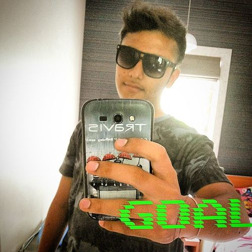 Selfie Mirror ImageF••tyholic Goal Come on ★Messi★Argentina☆★