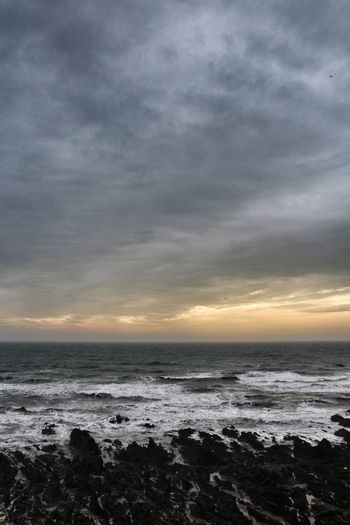 Check This Out Wild Weather Sea Sky