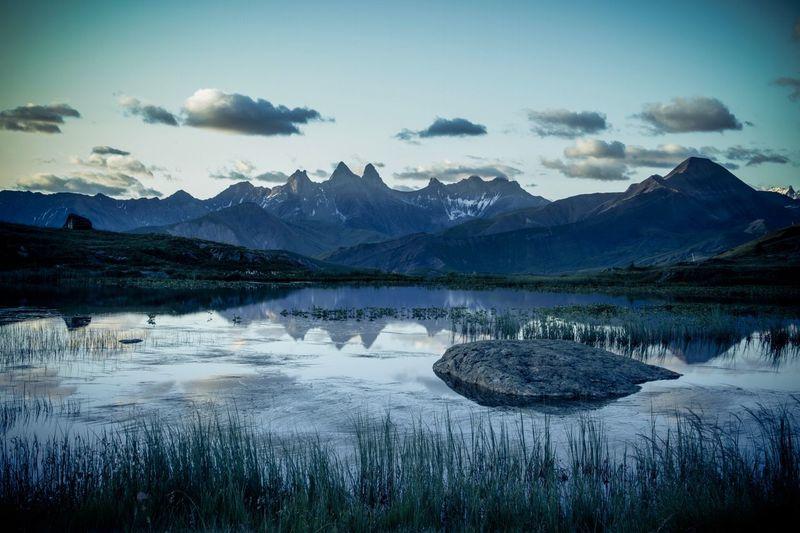Guichard lake -