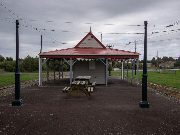 The tram station Building Platform Station Tram Station  Tram Stop