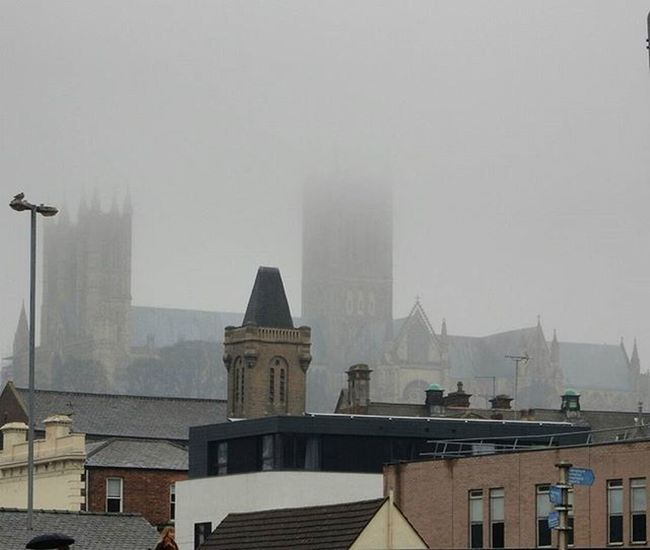 Lincoln Cathedral in the Drizzle seen from Brayfordnorth www.facebook.com/melaniecycles Urbanphotography Photography Cycling Nikon Nikon_photography Nikons9900 Lincoln Lincolnshire Architecture Heritage Cyclephotography Cityscape Buildings Cyclelikeagirl Viewfromthecyclepath Lifethroughalens Commutebybike Wintercycling Urbancycling Commute Cycling