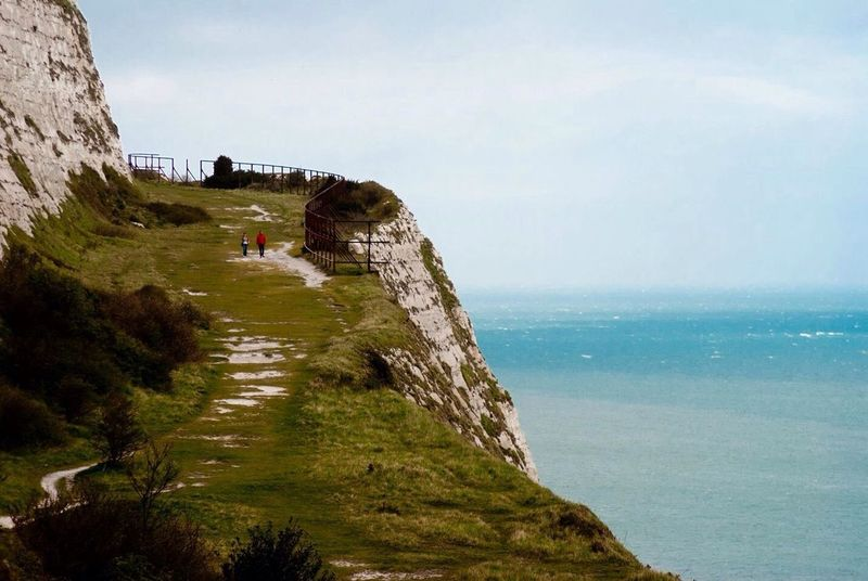 A walk on the Cliff Dover Cliffs England Travel Travel Photography