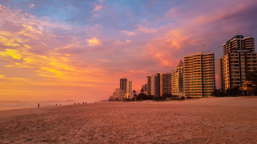 City Sea Beach