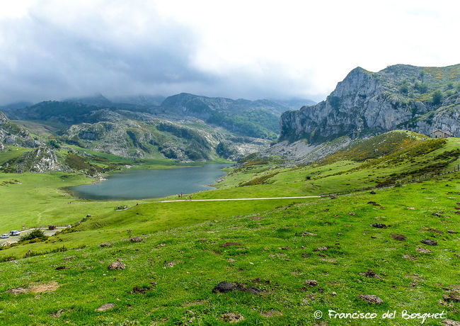 Asturias Asturies Beauty In Nature Celtic Covadonga España Franciscodelbosquet Fuji X20 Grass Green Color Hiking Holiday Landscape Nature SPAIN Tranquil Scene Water