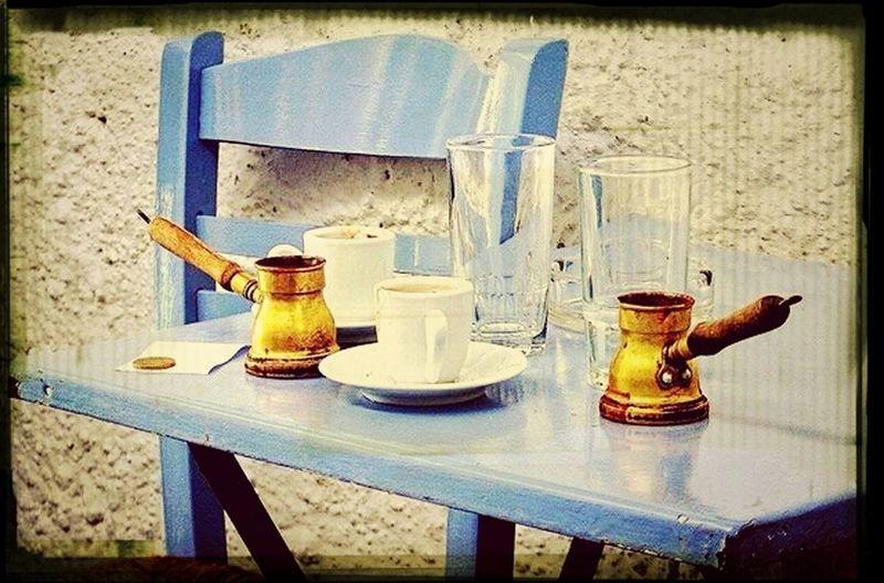 Türk Kahvesi Kahvekeyfi Vintage Enjoying Life