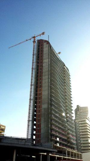 Building Architecture Development Built Structure Construction Site Tower