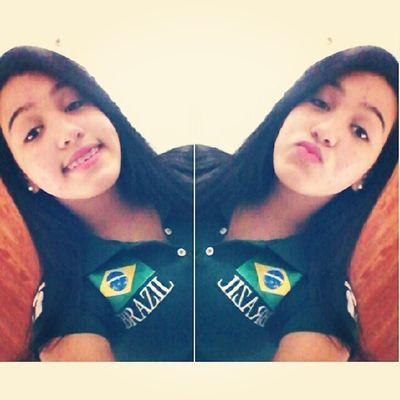Vaaai Brasil \õ/♥ Umafotoumsorriso Tags VAIBRASIL Vamoquevamo LoucosPorFutebol